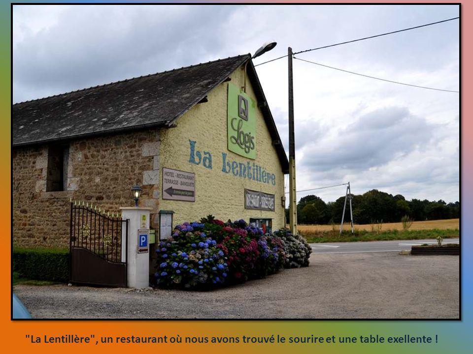 La Lentillère , un restaurant où nous avons trouvé le sourire et une table exellente !