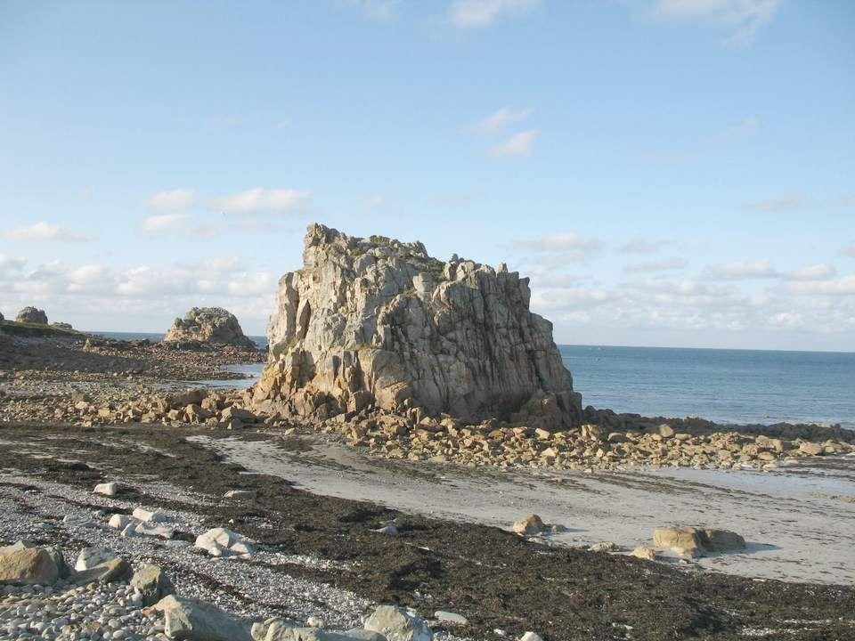La Côte des Ajoncs, en Bretagne.Le souvenir de vacances inoubliables !!.