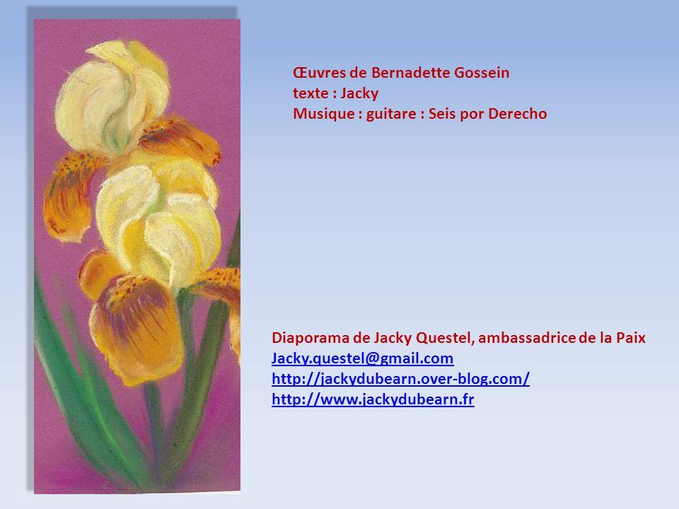 Refaire le monde (titre de la peinture) Du jaune et puis du bleu, Et puis du rose encore.