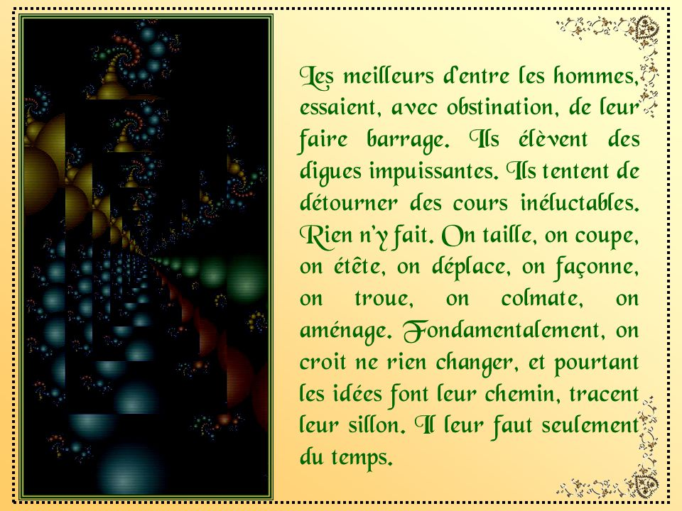 Texte de Robert Serge HANNA, avec son aimable autorisation.