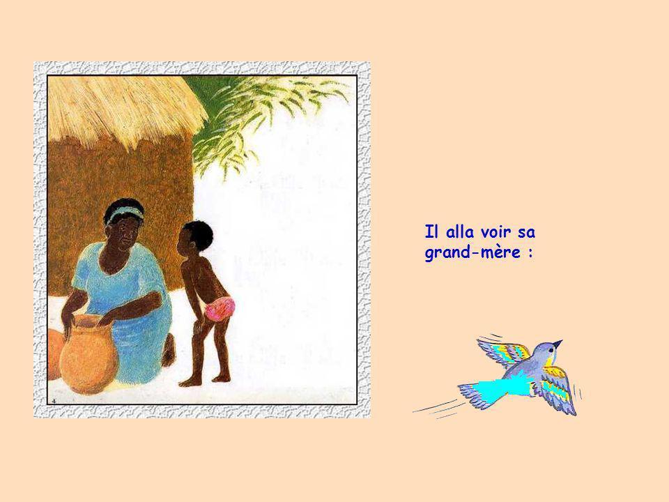 Sur le grand tamarinier, un oiseau, si semblable à lOiseau de Pluie, chante mélancoliquement… Hélas ! Celui-là ne fait pas entendre les « Pluipluiplui