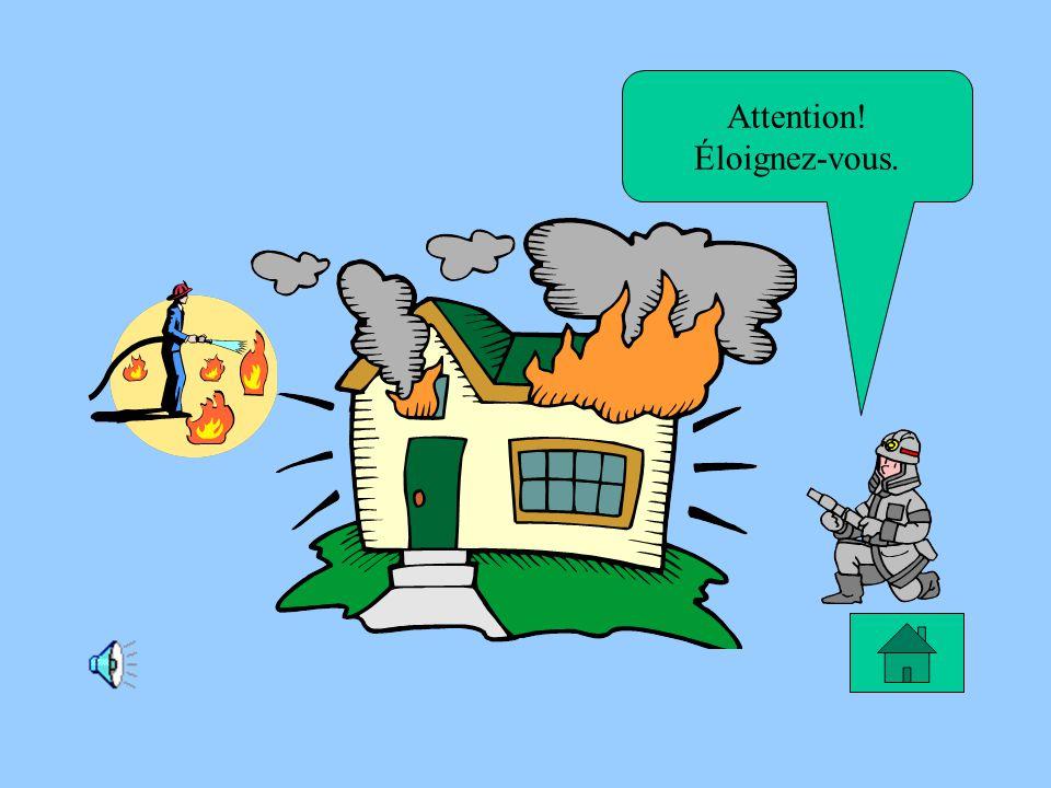 Le rêve de Bryan Je rêve de devenir pompier pour éteindre des feux.