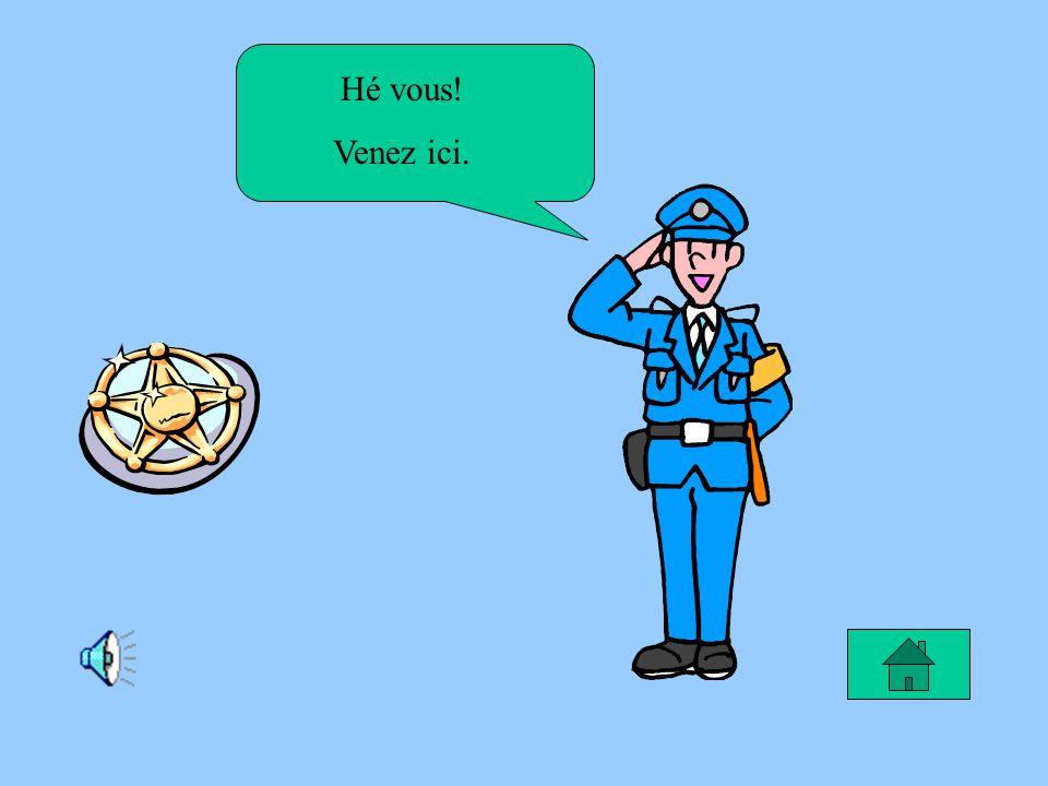 Le rêve de Michaël Je rêve de devenir policier pour arrêter les voleurs.