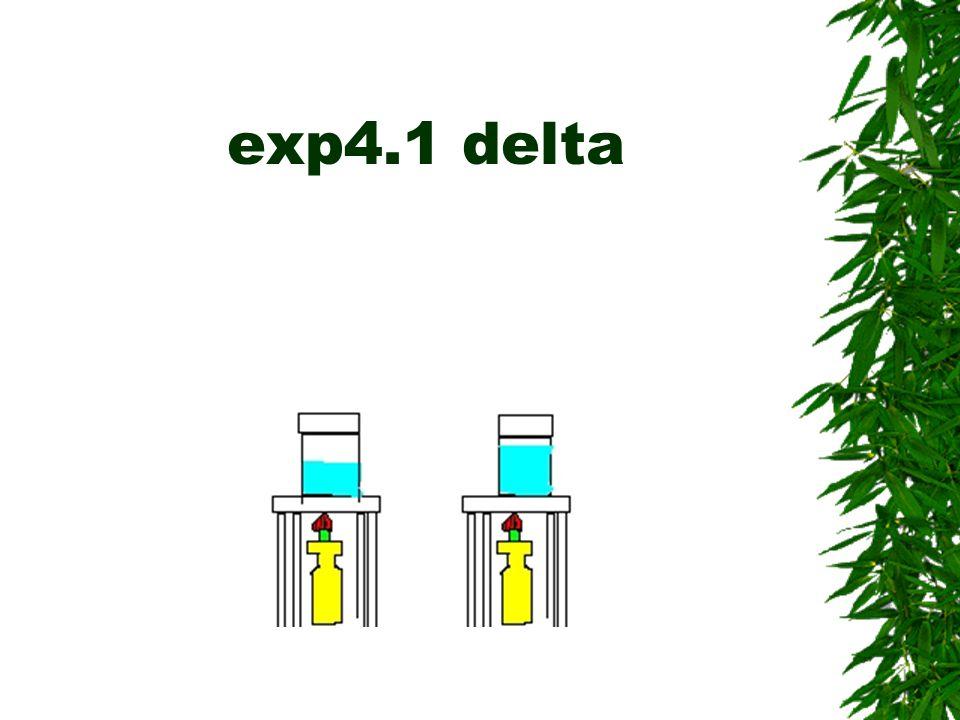exp4.1 delta