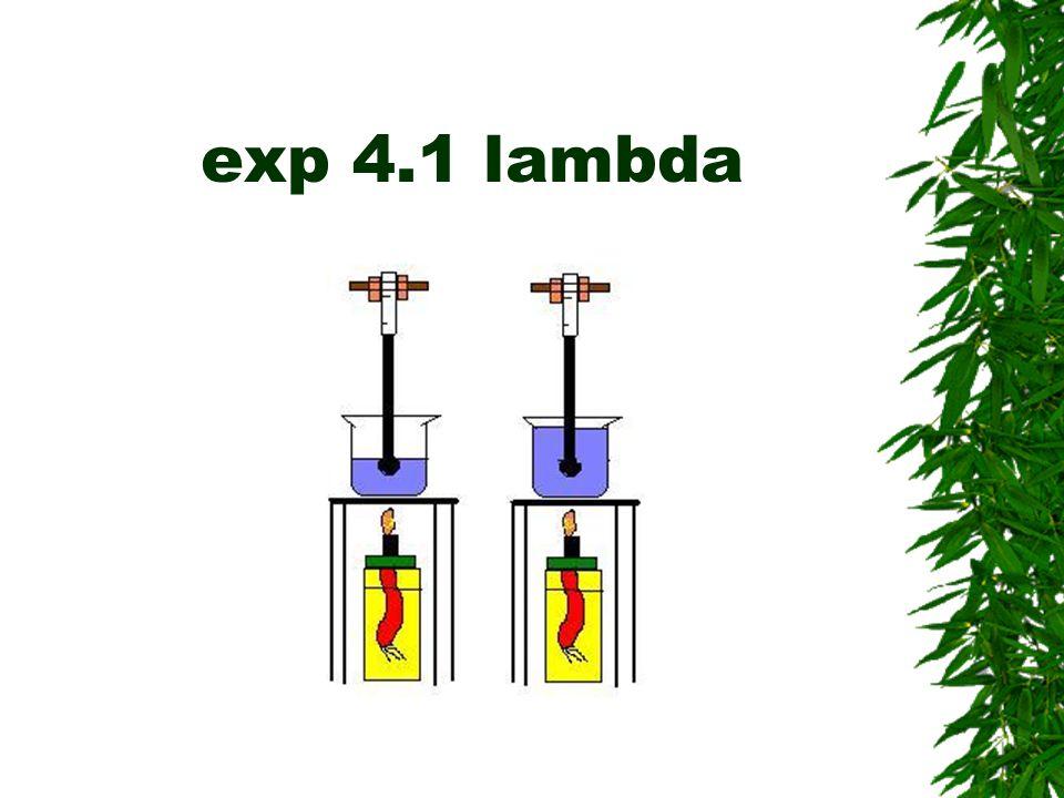exp 4.1 lambda