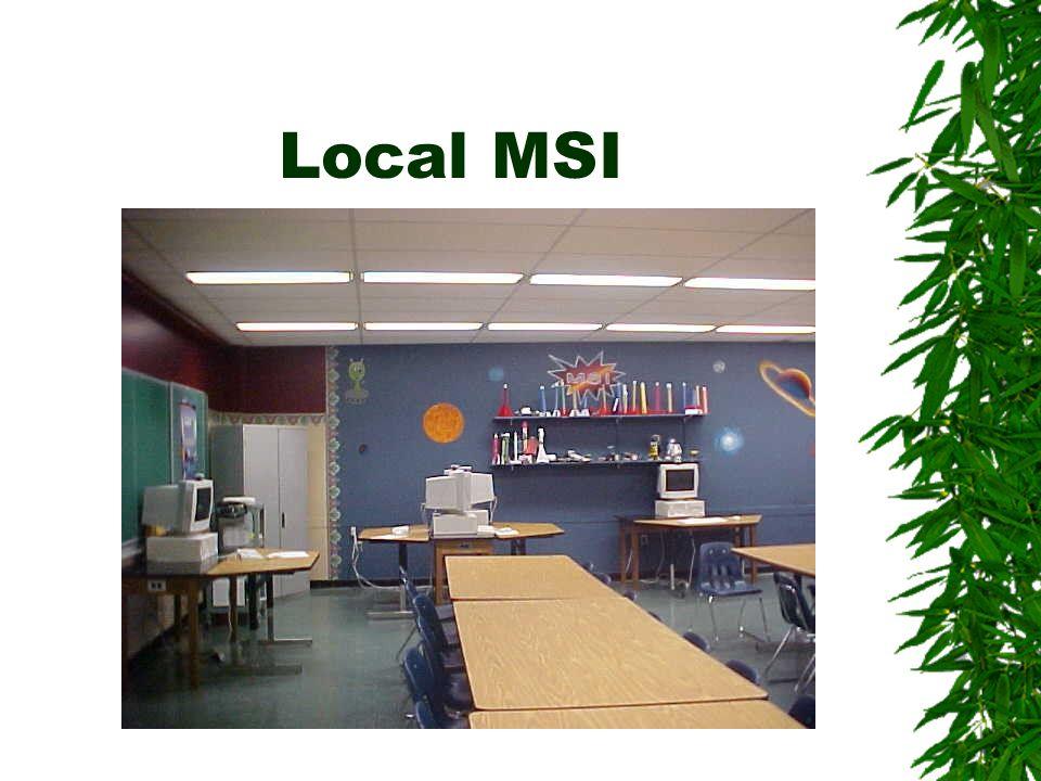 Local MSI