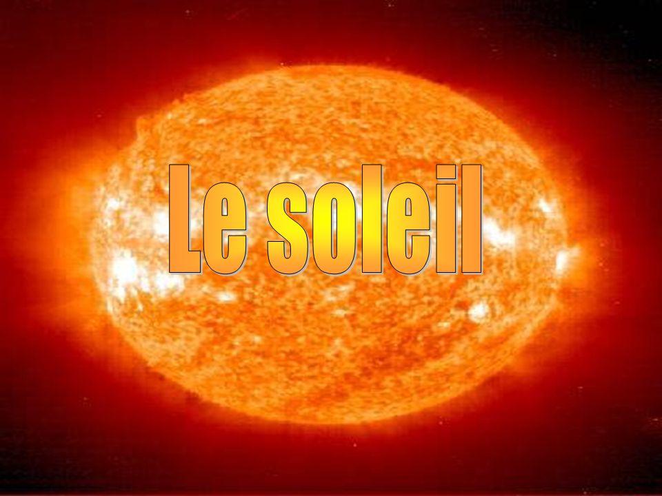 Le soleil pourra bruler la terre encore environ 5 milliards dannées.