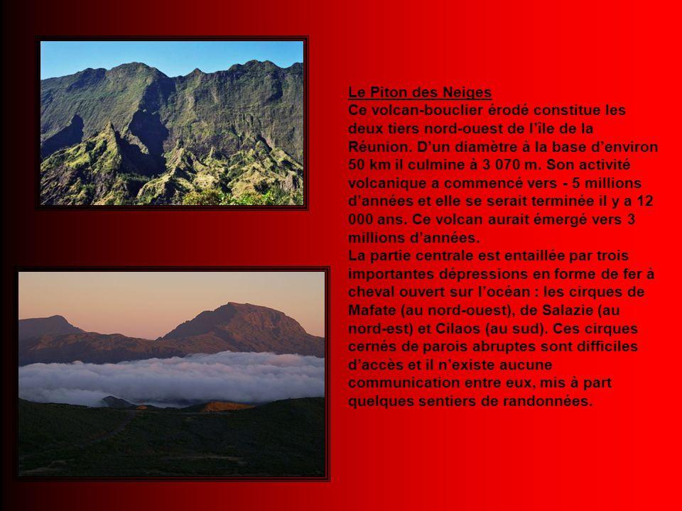 La Réunion: