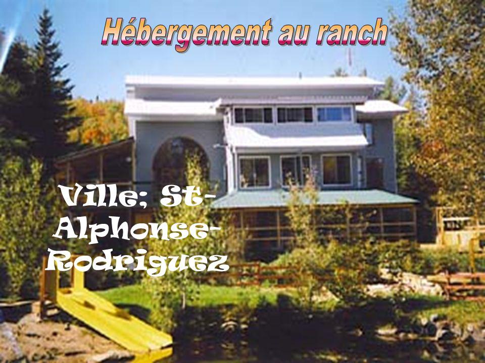 Ville; St- Alphonse- Rodriguez