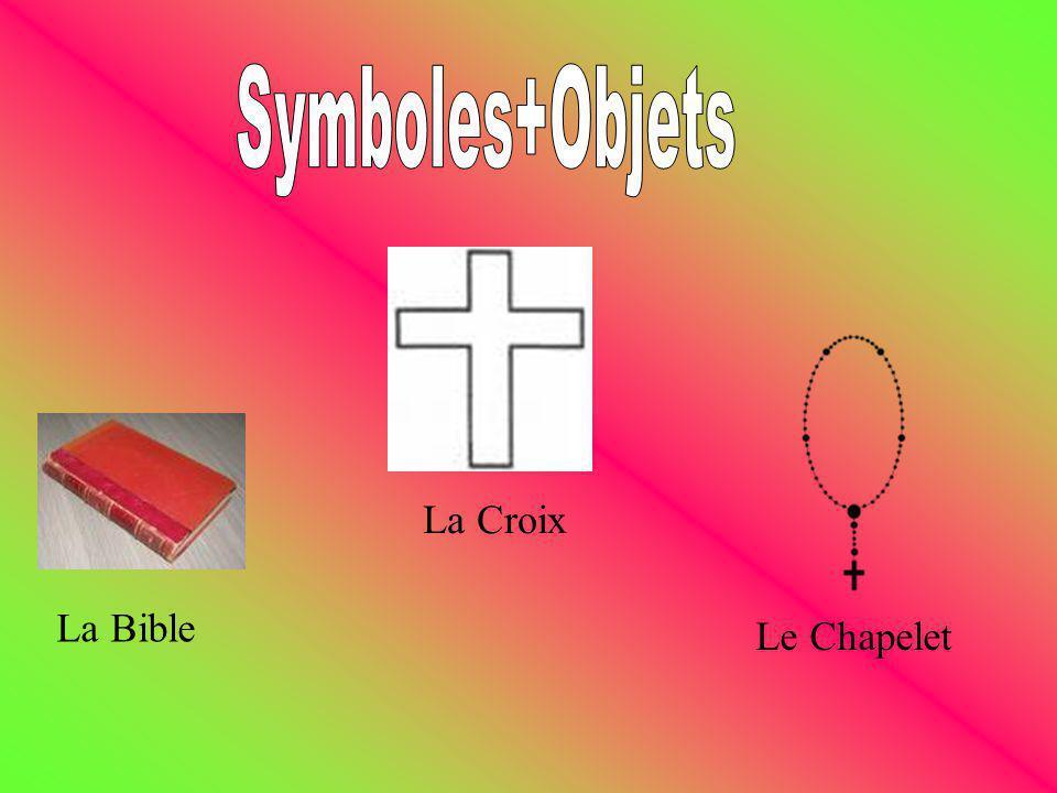 La Bible La Croix Le Chapelet