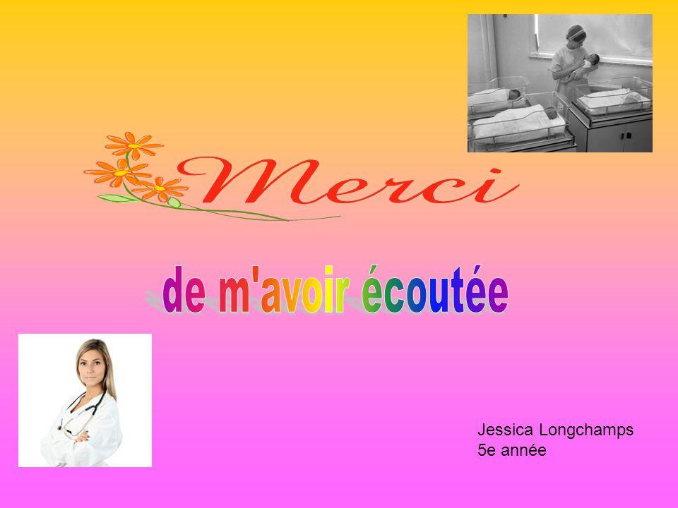 Jessica Longchamps 5e année