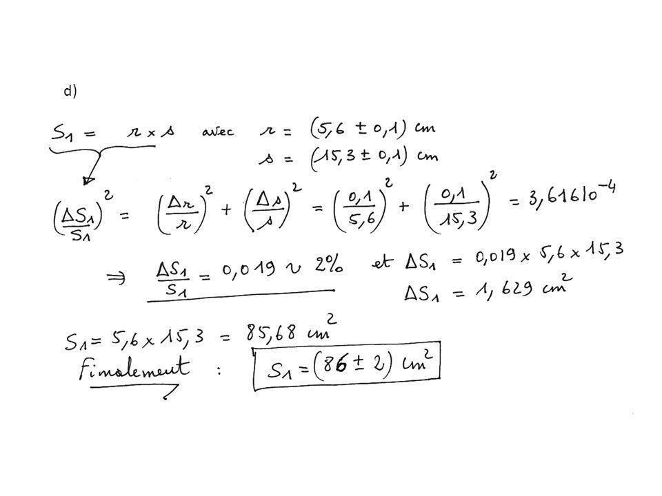 Sélectionner la (les) réponse(s) exacte(s) : Dans le nombre 2,002 il y a 2 chiffres significatifs.