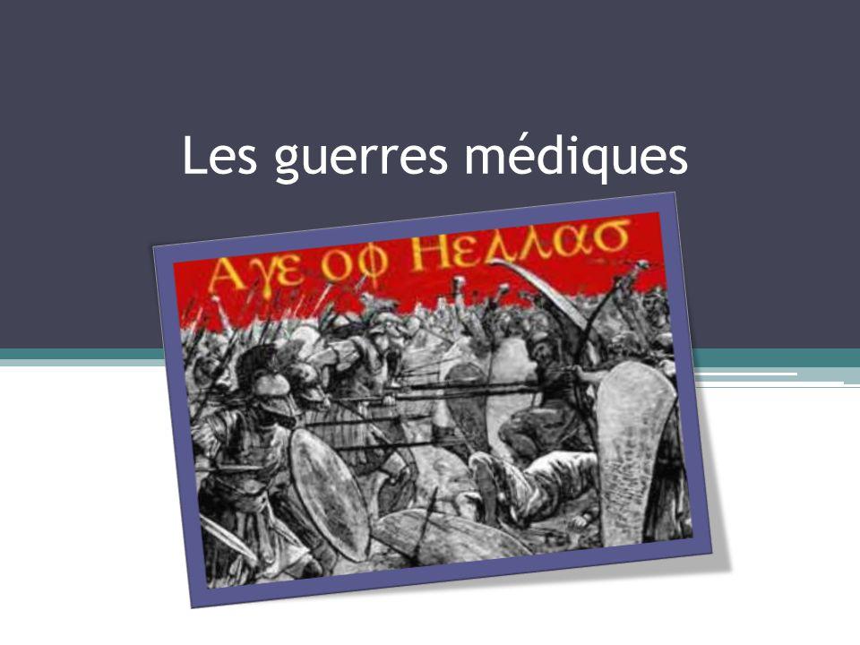 5 ème siècle ACN: Athènes face aux Perses Au 6 ème siècle ACN, la Perse est la puissance dominante au Moyen-Orient.