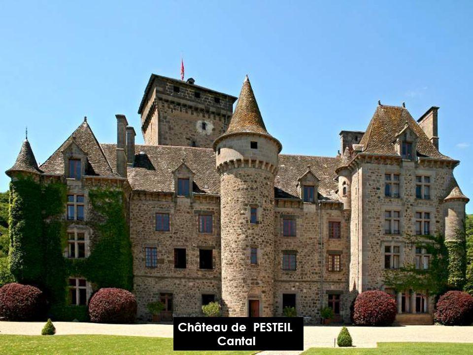 Château de LA VIGNE Cantal