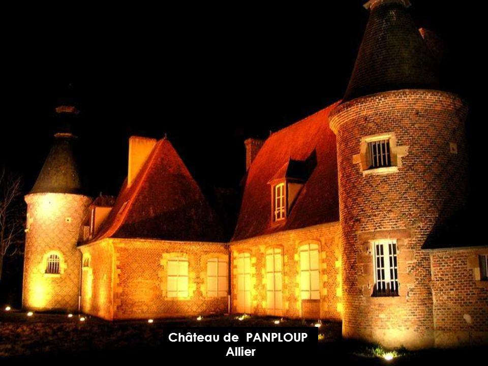Château dAUBIGNY Allier