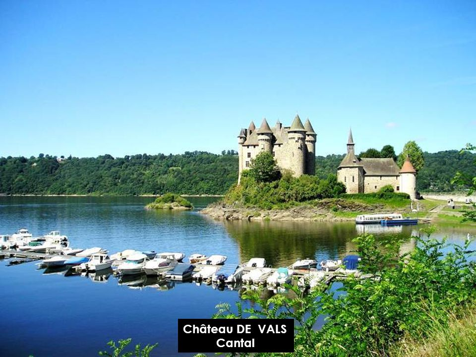 Château de MONTLUÇON Allier