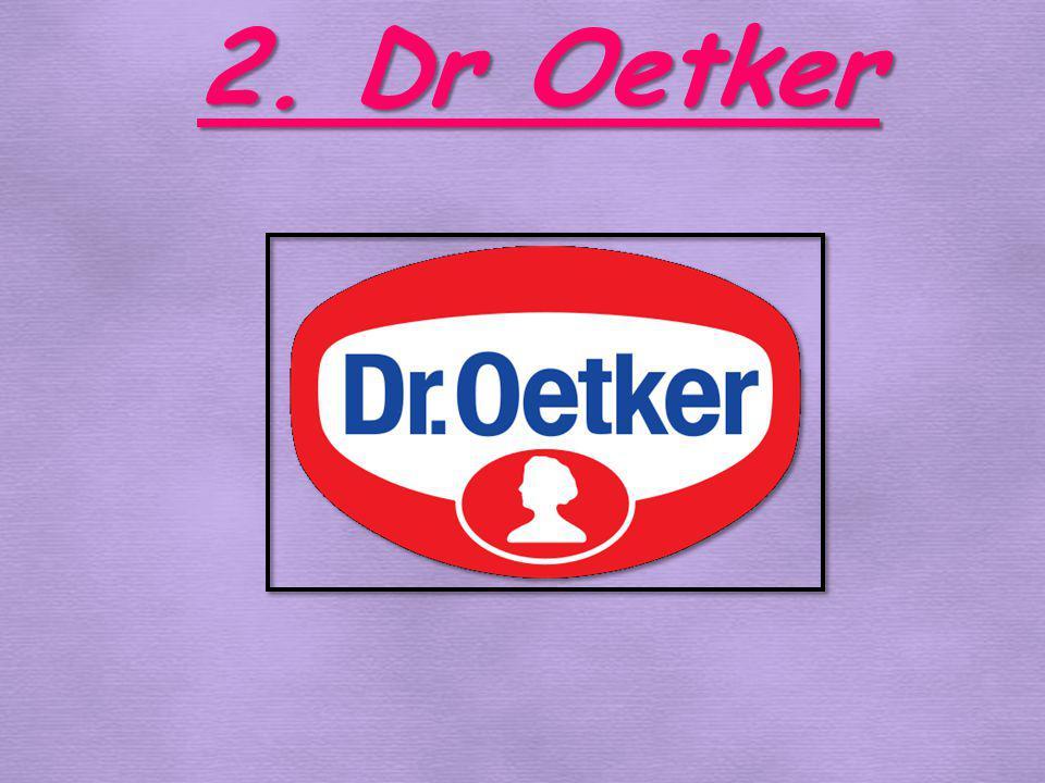 2. Dr Oetker
