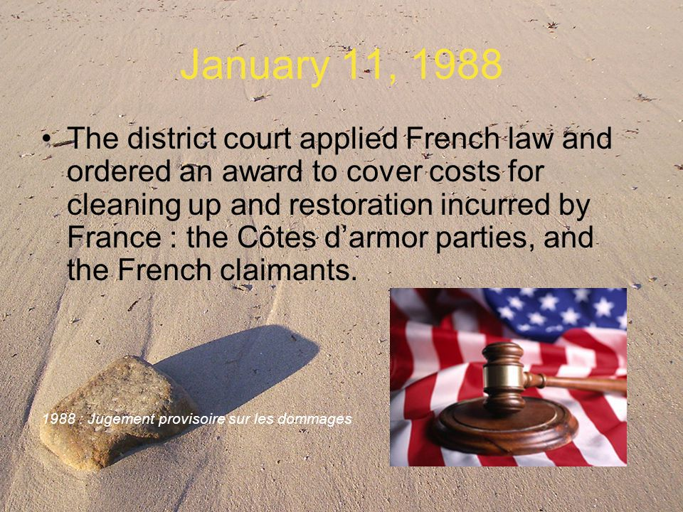 THE UNITED STATES COURT SYSTEM United States Court of Appeals for the Federal Circuit in September 1990 and on January 24 th 1992