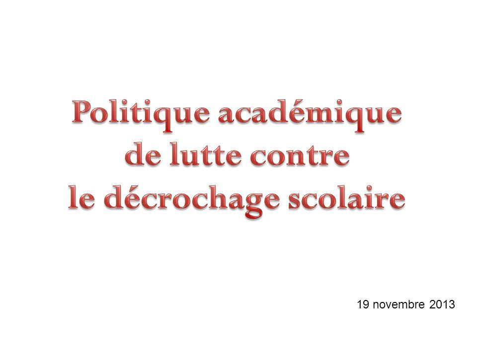 1) LEurope fixe comme objectif commun aux états membres de limiter à 10% le taux de sortants non-diplômés.