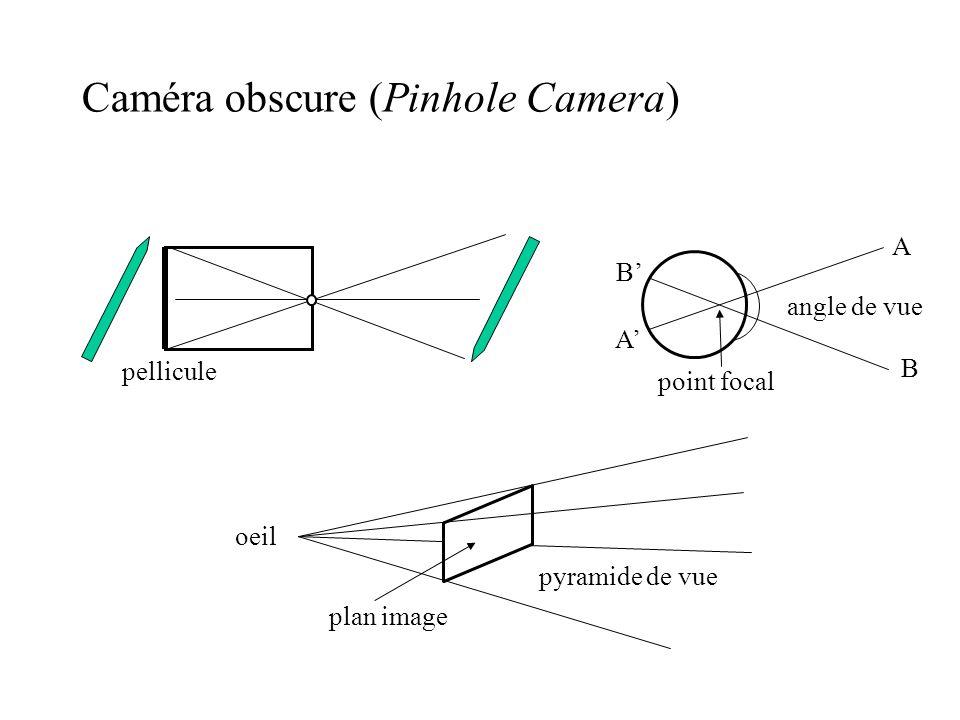 Algorithme du DDA void DDALine (int x0, int y0, int x1, int y1, int color) // suppose –1 <= m <= 1, x0 < x1 { int x; // x est incrémenté de x0 à x1 par pas dune unité float y, dx, dy, m; dx = x1 – x0; dy = y1 – y0; m = dy / dx; y = y0; for (x = x0; x <= x1; x++) { WritePixel (x, (int) floor (y + 0.5), color); // pixel plus proche y += m; // avance y dun pas de m }
