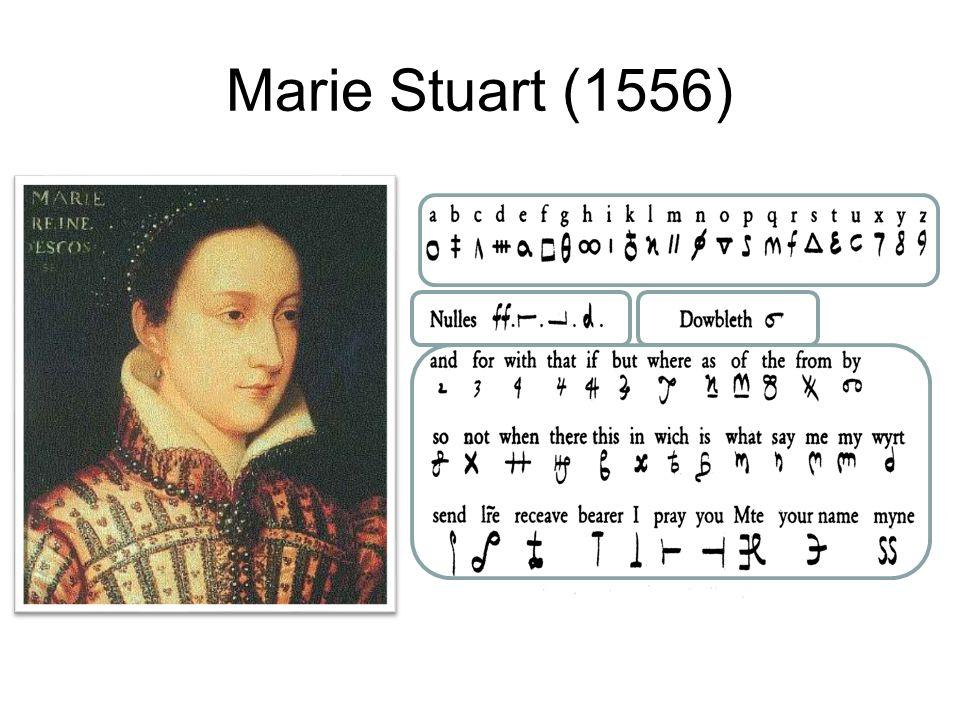 Marie Stuart (1556)