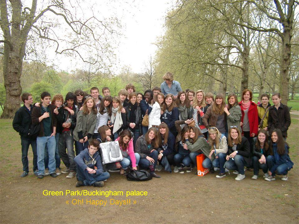 Green Park/Buckingham palace « Oh! Happy Days!! »