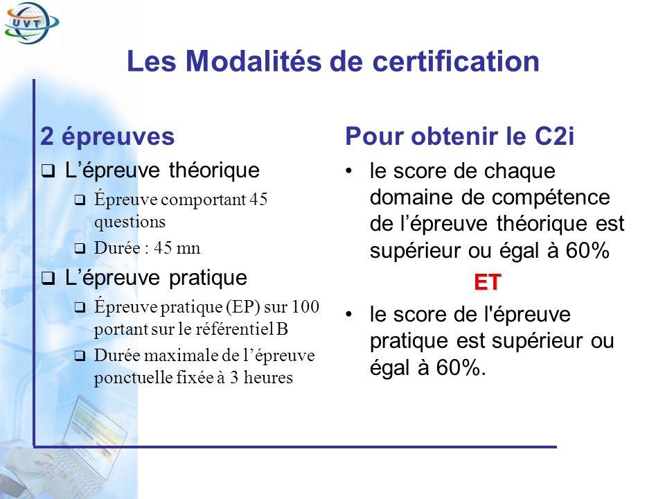 Certificat Informatique et Internet Certification des Correspondants 13 sessions de certification 77 Certifiés