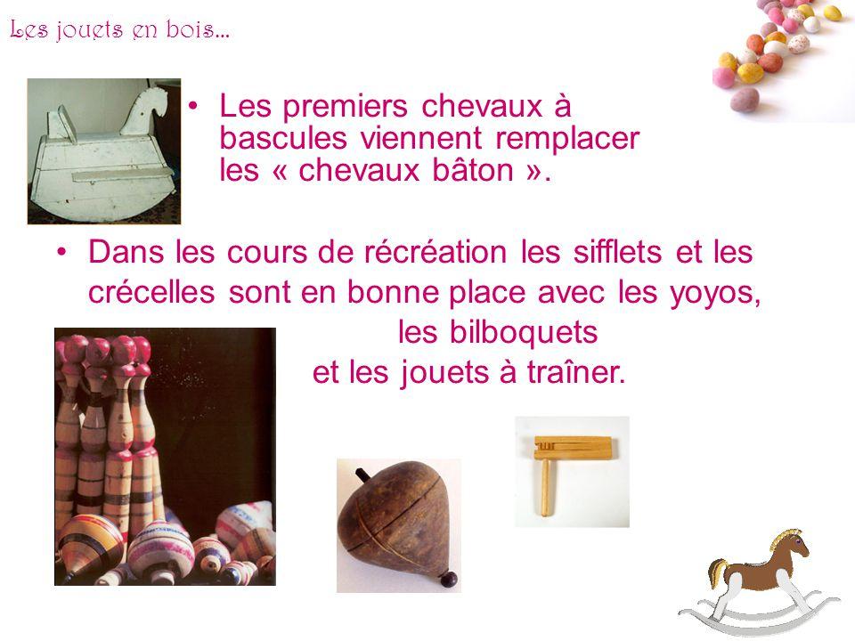 # Les jouets en bois