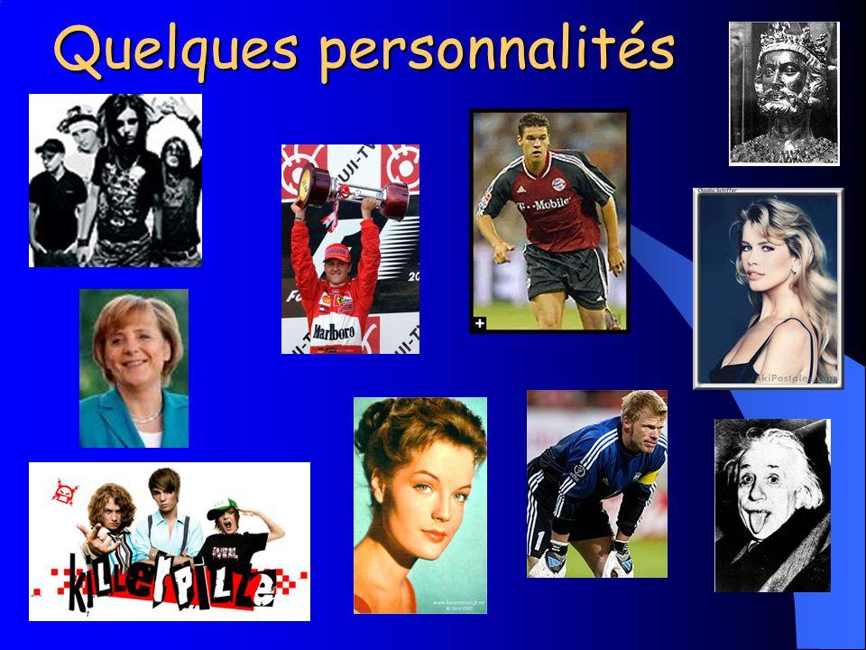 Quelques personnalités