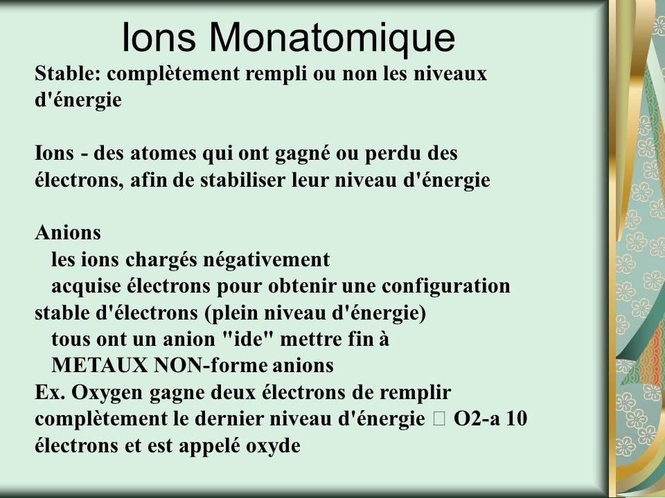 Isotope Notation x A z A = symbole x = # masse (#p + + n°) z = # atomique (#p + ) cuivre - 64 64 Cu 29 # p + = 29 # e - = 29 #n° = 64 - 29 = 35 cuivre - 62 62 Cu 29 # p + = 29 # e - = 29 #n° = 62 - 29 = 33