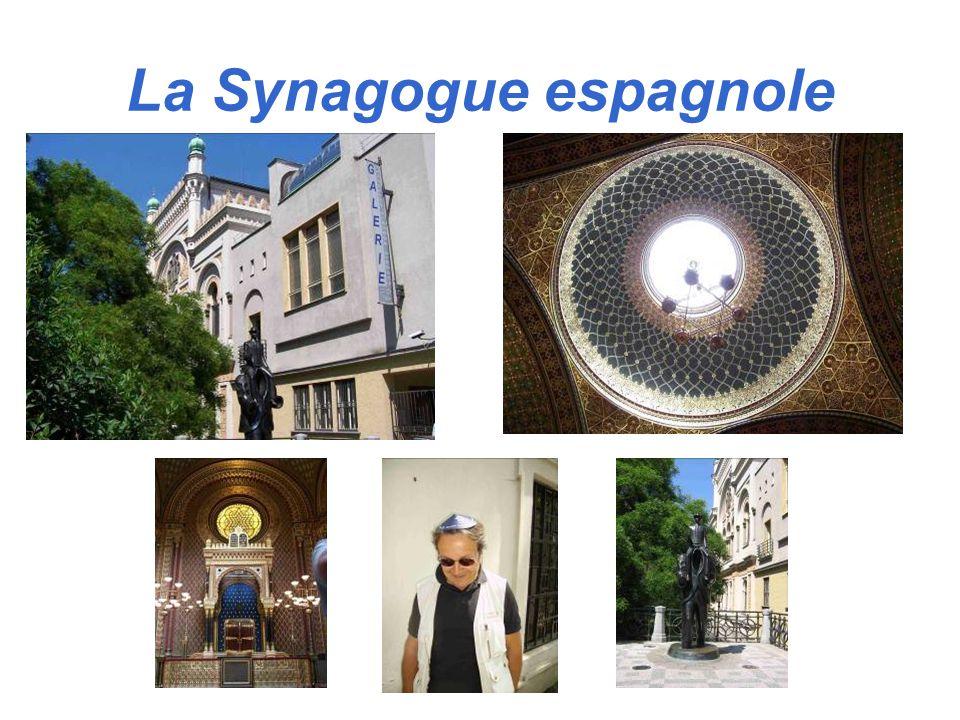 La Synagogue espagnole