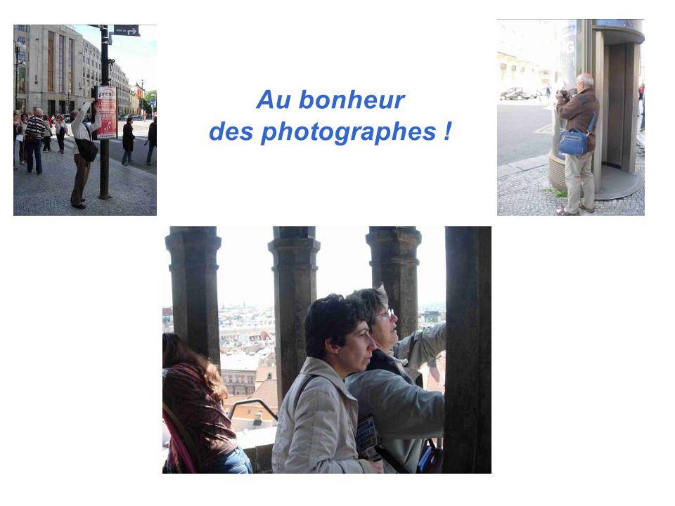 Au bonheur des photographes !