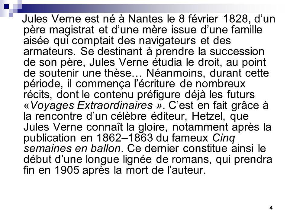 En avance sur son temps, Jules Verne avait tout prévu dans ses romans : les fusées, les hélicoptères, les sous-marins, la disparition des baleines et même la menace nucléaire.