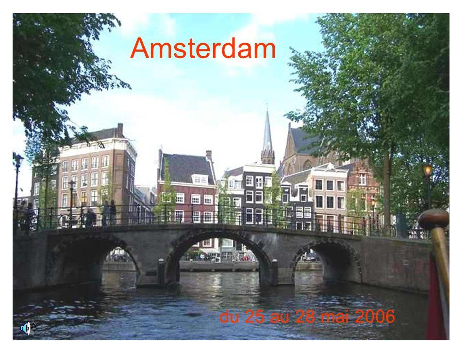 Amsterdam du 25 au 28 mai 2006