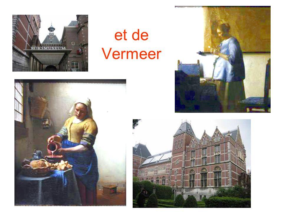 et de Vermeer