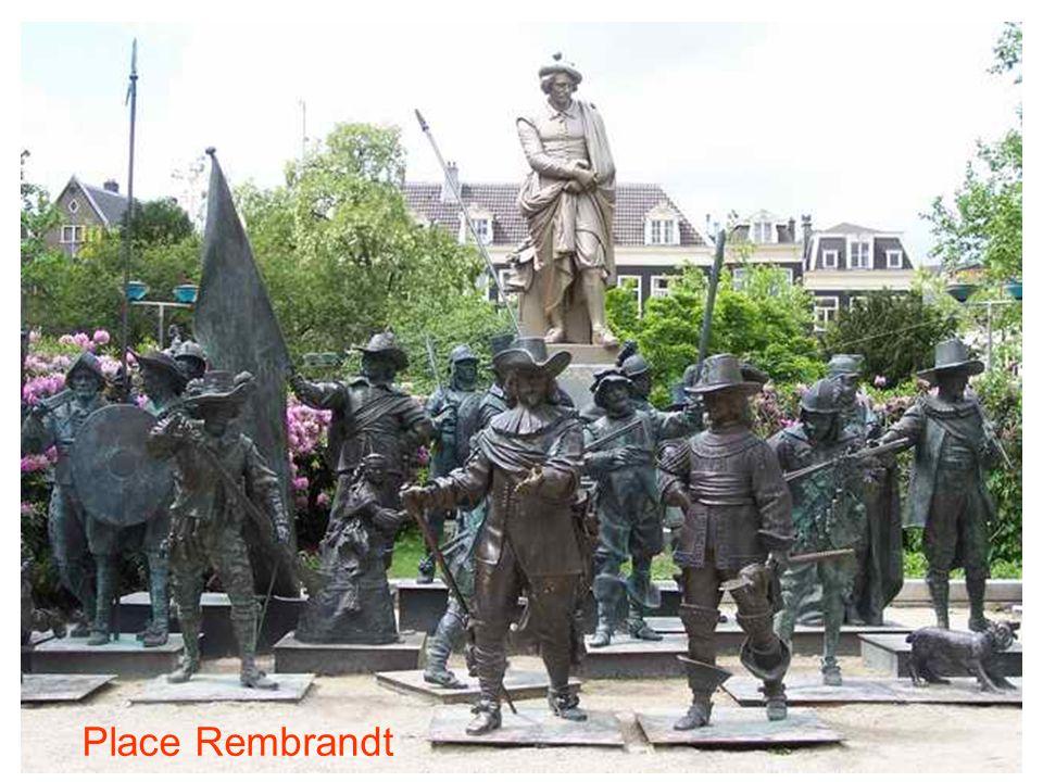 Place Rembrandt