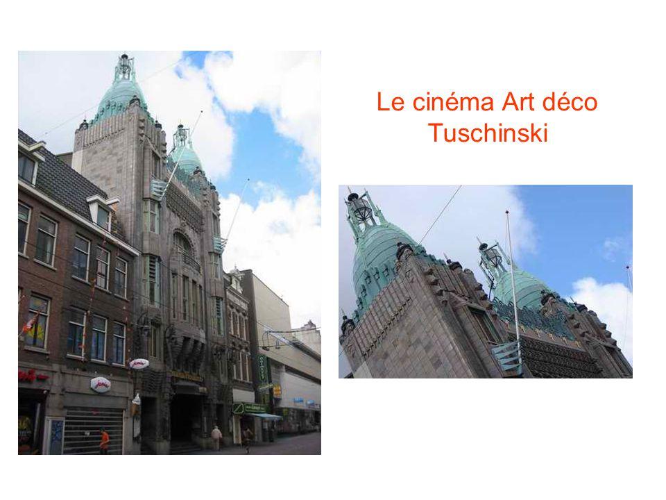 Le cinéma Art déco Tuschinski