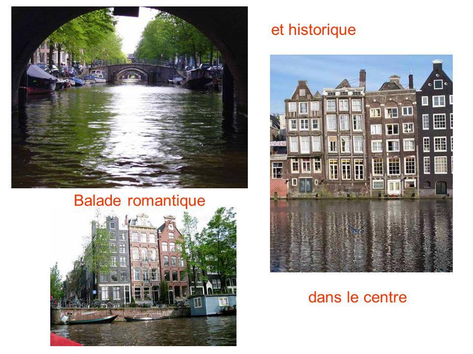 Balade romantique dans le centre et historique