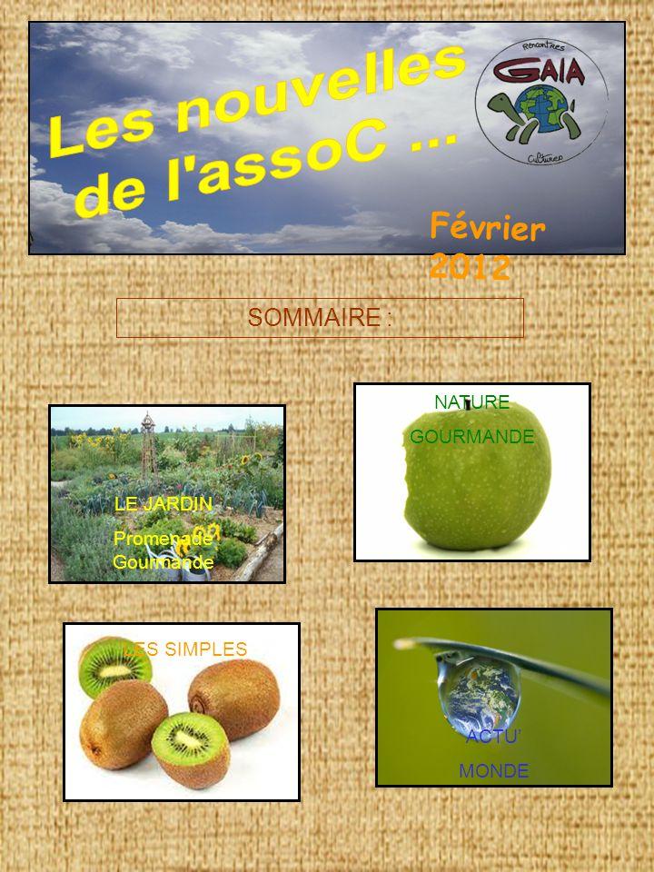LE JARDIN Promenade Gourmande Ça avance… voici quelques photos !.