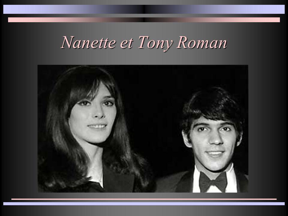 Nanette et Tony Roman