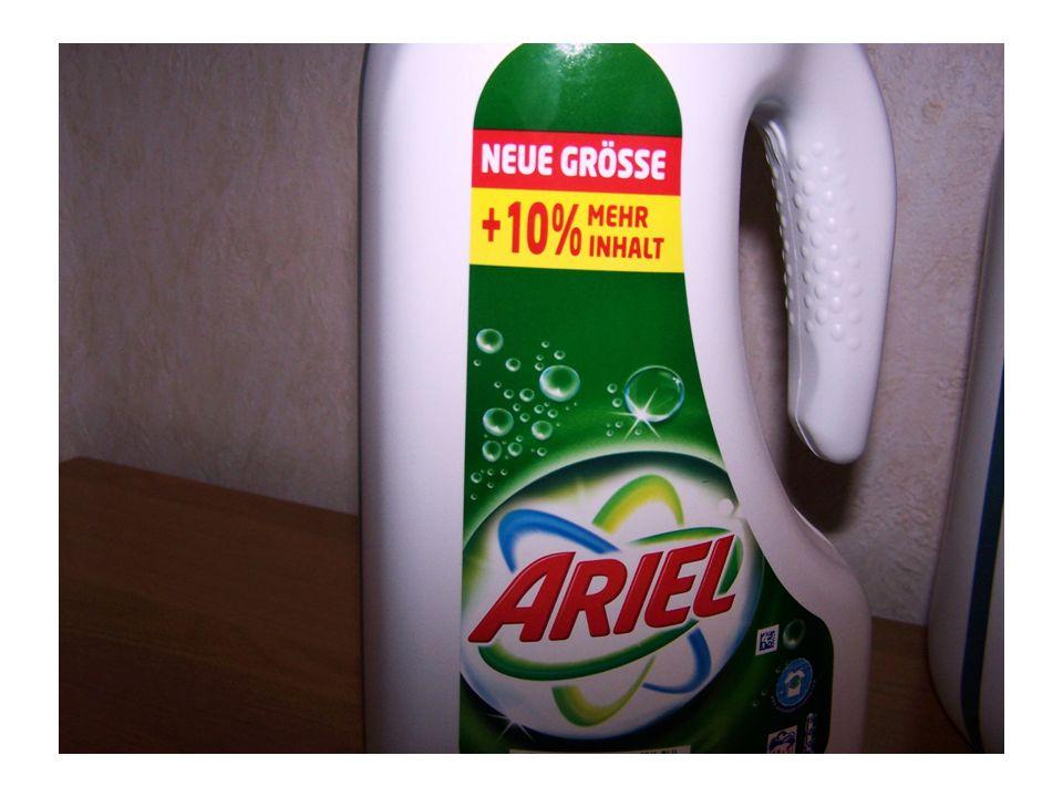 Sur cette nouvelle bouteille, létiquette nous précise quil y a 10% de produit en plus...