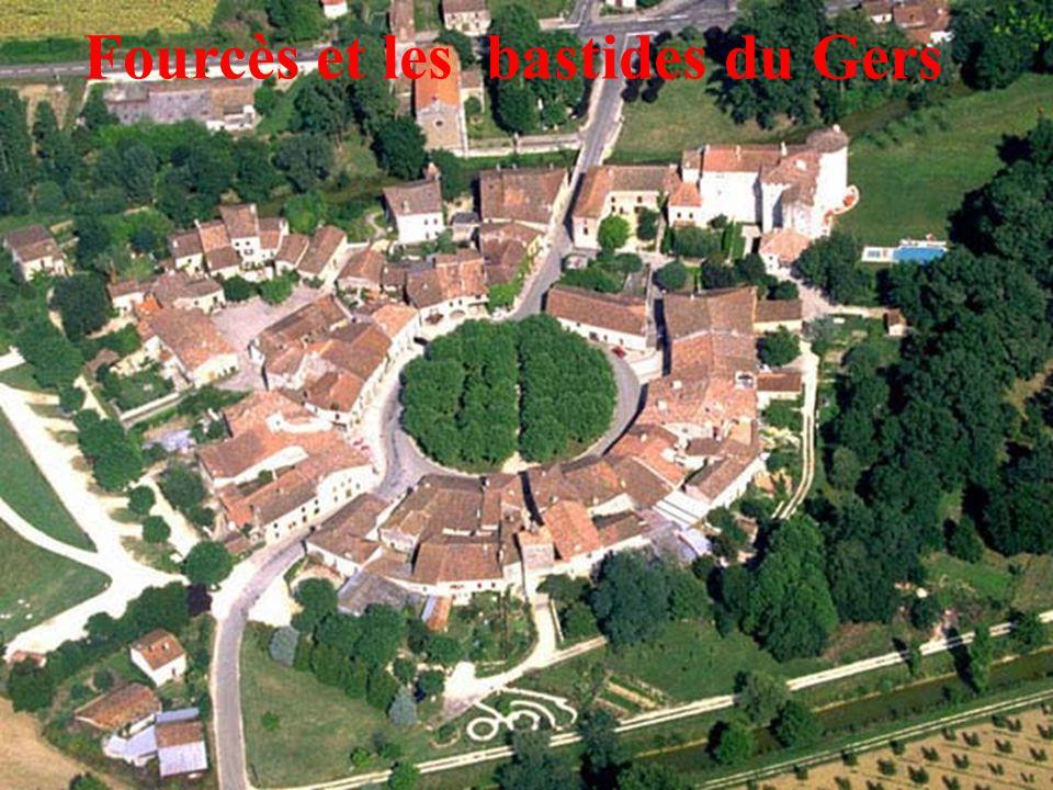 13 Fourcès et les bastides du Gers