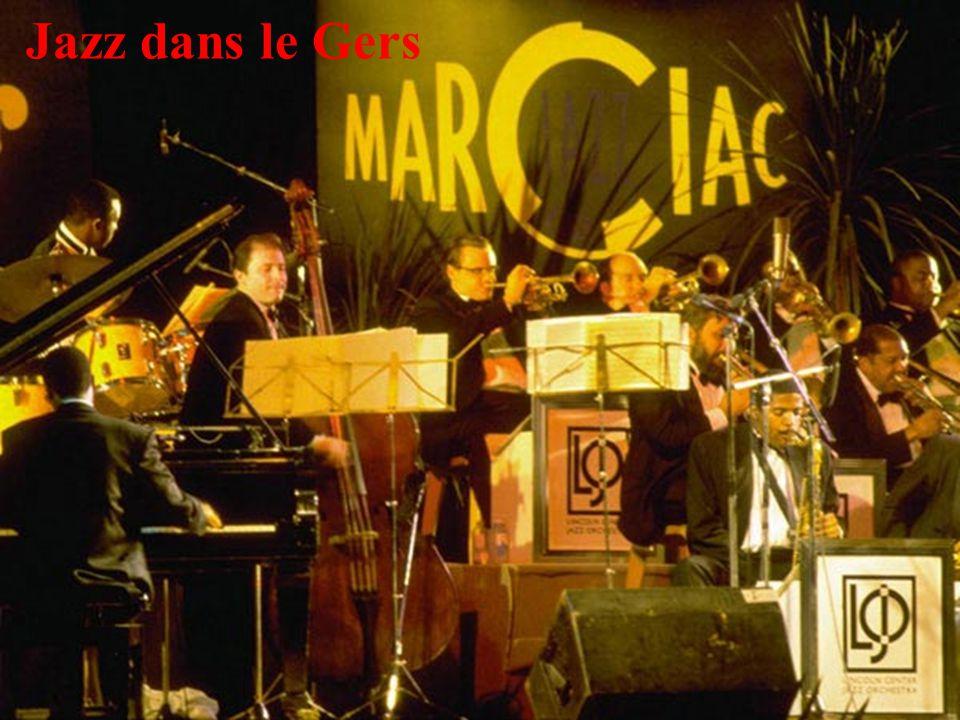 16 Jazz dans le Gers