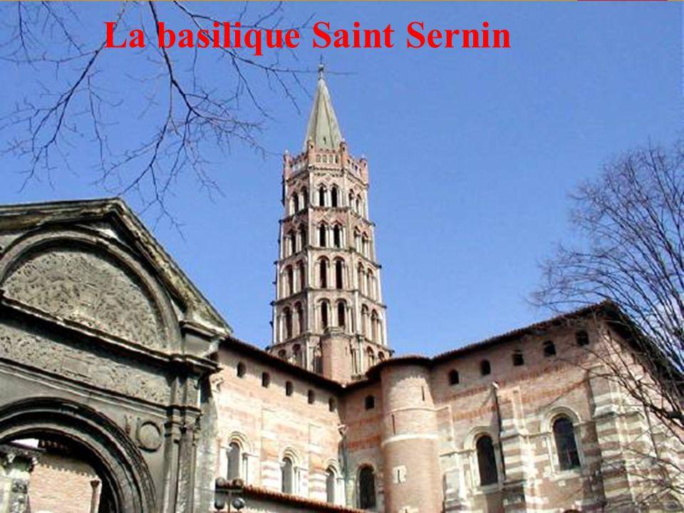 27 La basilique Saint Sernin