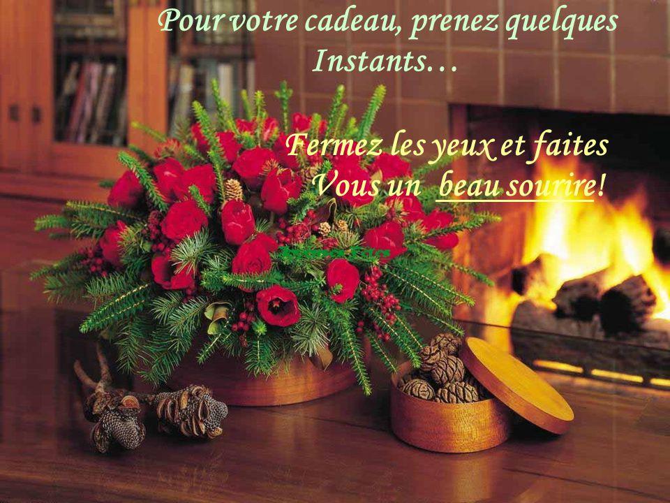 Le plus beau cadeau que Vous puissiez donner Cest un sourire. Il ne coûte rien, il enrichit Celui qui le reçoit sans Appauvrir celui qui le donne.