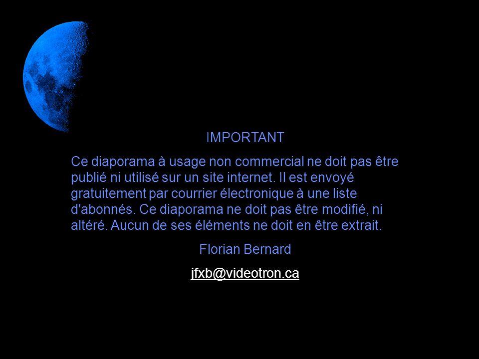 Création Florian Bernard Tous droits réservés – 2005 jfxb@videotron.ca