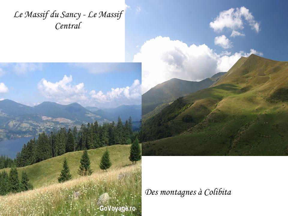 Des montagnes à Colibita Le Massif du Sancy - Le Massif Central