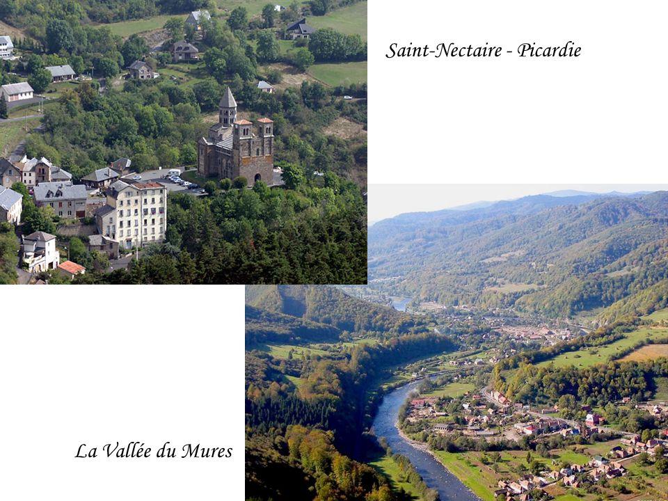 Saint-Nectaire - Picardie La Vallée du Mures