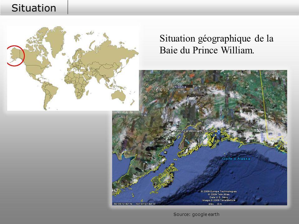 Les populations dorques étudiées de la Baie du Prince William: Situation Généralités Le groupe dorques résidentes AB: