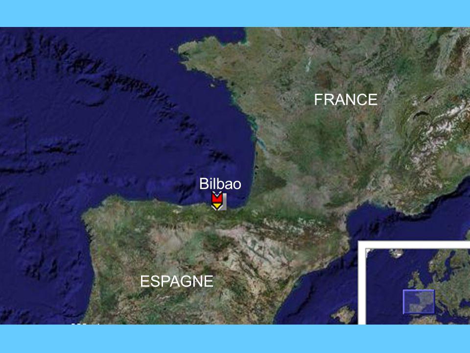 Bilbao FRANCE ESPAGNE